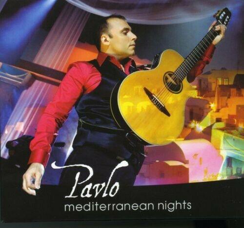 Pavlo - Mediterranean Nights [new Cd]