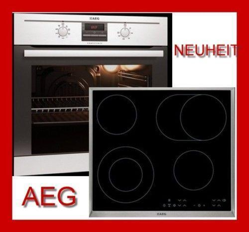 aeg backofen set ebay. Black Bedroom Furniture Sets. Home Design Ideas