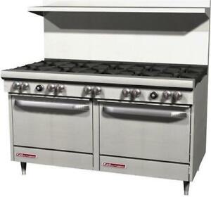 Southbend Commercial Range with optional Griddle - Free Shipping across Canada and LOW PRICE - New
