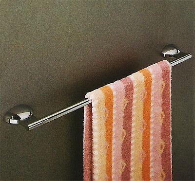 Handtuchhalter Handtuchstange Wandhandtuchhalter Bad Toilette Küche verchromt
