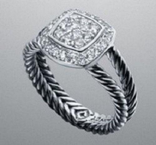 David Yurman Ring Ebay