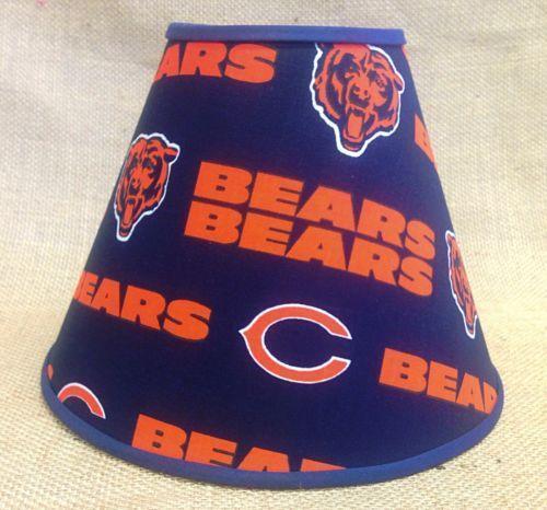 Chicago Bears Lamp