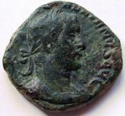 Roman Sestertius