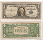 1957 B One Dollar Bill