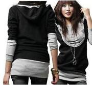 Womens Hooded Jumper
