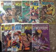 Wolverine Comic Books