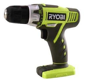 Ryobi tools 12v fuel