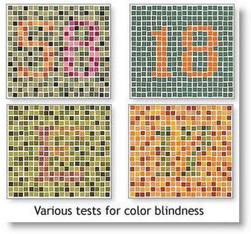 Color Blind Vision Care Ebay