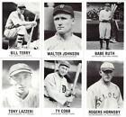 1980 Baseball Card Set