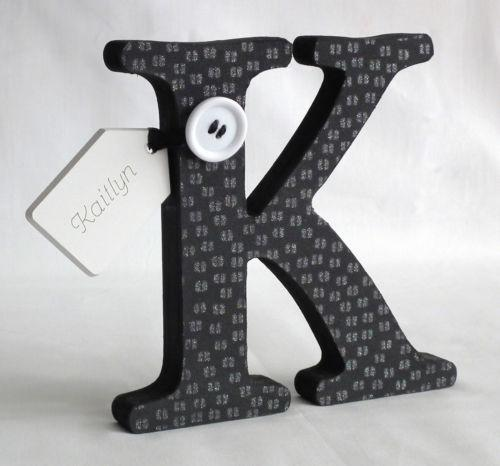 Pink wooden letters home furniture diy ebay for Ebay wooden letters