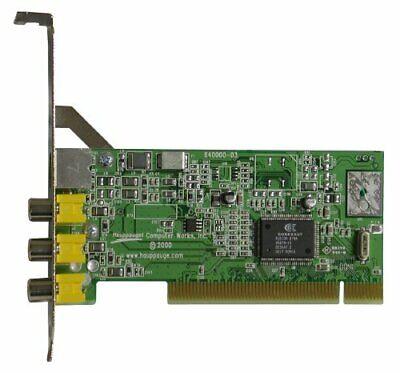 Hauppauge 558 ImpactVCB Full Height PCI Video Capture Card 5