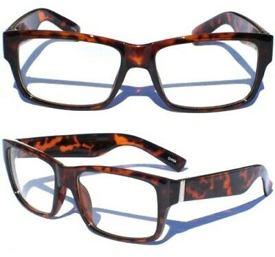 CLEAR LENS EYE GLASSES NEW MODEL HIPSTER GEEK SEXY COOL NERD Demi (Cooling Glass Models)