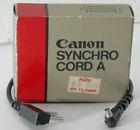 Canon Hot Shoe Analog TTL Camera Flash Sync Cords