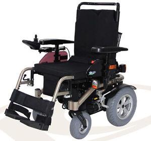 Chaise roulante électrique neuve