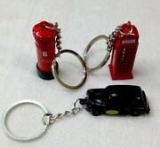 London Keyring
