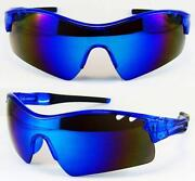 Womens Blue Sunglasses