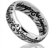 Lord of The Rings Sterling Silver