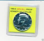 1969 Kennedy Half Dollar Proof