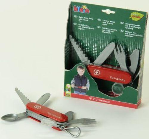 VICTORINOX Schweizer Taschenmesser jetzt für Kinder *** ungefährliches Spielzeug