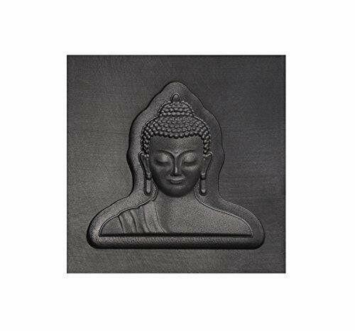 Small Buddha 3D Graphite Ingot Mold Silver Gold Copper Aluminum Metal Casting