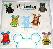 Disney Vinylmation Pins