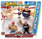 WWE Rumblers Rock