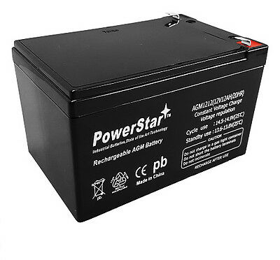 Powerstar Kid Trax 12 Volt 12 Ah Rechargeable Replacement...