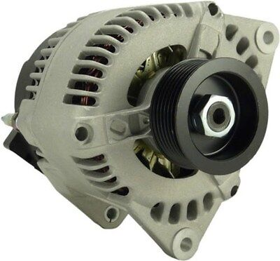 New Alternator Fits New Holland Tractors 7840 8240 8340 Ford Diesel 1991-1998