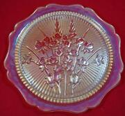 Iridescent Depression Glass