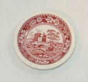 Spode Red Tower