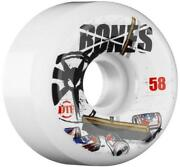 58mm Skateboard Wheels