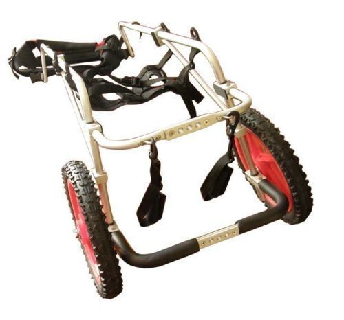 USED BEST FRIEND MOBILITY DOG MOBILITY WHEELCHAIR XL EXTRA LARGE KART CART