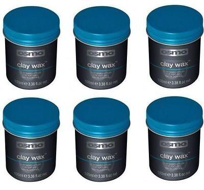 OSMO Clay Wax 100 ml - 6 Pack