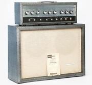 Silvertone Amplifier