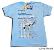 Official Star Wars T Shirt