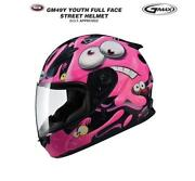 Kids Helmet Motorcycle Dot