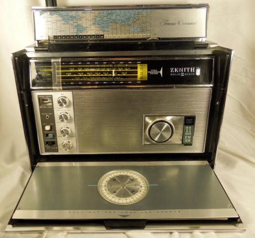 Vintage Shortwave Radios 47
