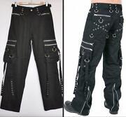 Mens Punk Pants