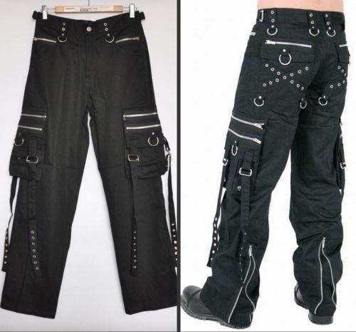 Mens Punk Pants | eBay