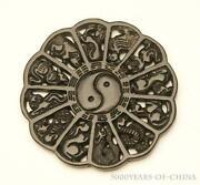 Chinese Zodiac Pendants