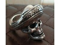 Desperado Ring 925 Sterling Silver Hand made by TGF ( The Great Frog London) £150