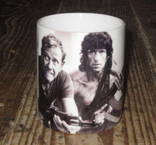 Rambo Sylvester Stallone Film Scene MUG