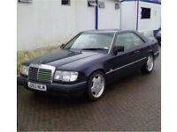 Wanted Mercedes W124 - Coupe / Saloon - E220 E320 200 220 230 300 320 CE E