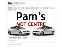 MOT Tester - Mechanic required Bletchley, Milton Keynes