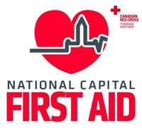 Group first aid & CPR training.