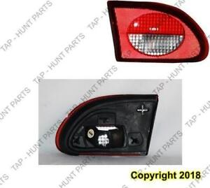 Trunk Lamp Driver Side (Back-Up Lamp) High Quality Chevrolet Cavalier 2000-2002