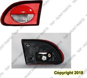 Trunk Lamp Passenger Side (Back-Up Lamp) High Quality Chevrolet Cavalier 2000-2002