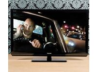 """Toshiba 37"""" Led full HD freeview HD internet Tv with youtube"""