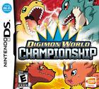 Digimon World Championship Nintendo DS Video Games