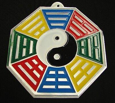 Feng Shui Metal Yin Yang Bagua